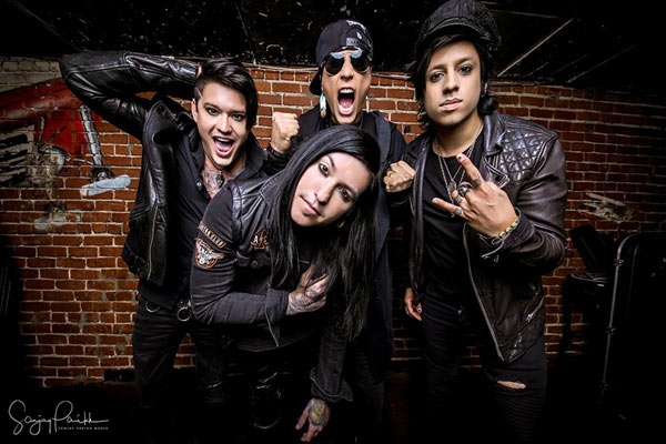 ESCAPE THE FATE (US)