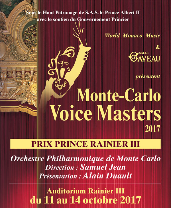 MONTE-CARLO VOICES MASTER