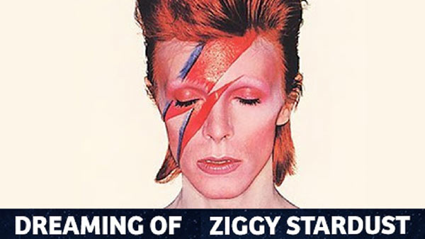 CAPSULA DREAMING OF ZIGGY STARDUST