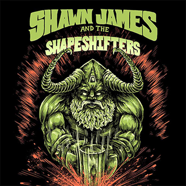 SHAWN JAMES & THE SHAPESHIFTERS