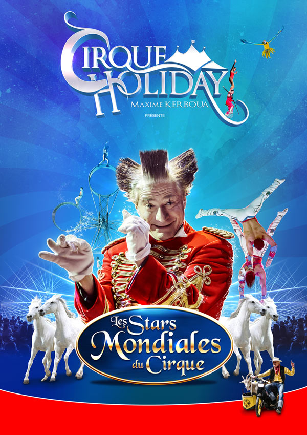CIRQUE HOLIDAY