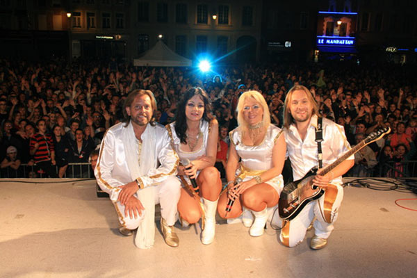 ABBA FOR EVER + SOIREE DJ