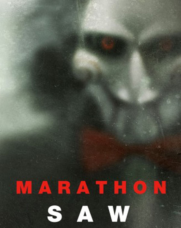 LE MARATHON SAW - PACK 7 FILMS