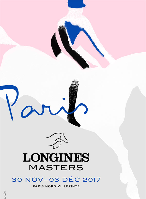 LONGINES MASTERS DE PARIS 2017