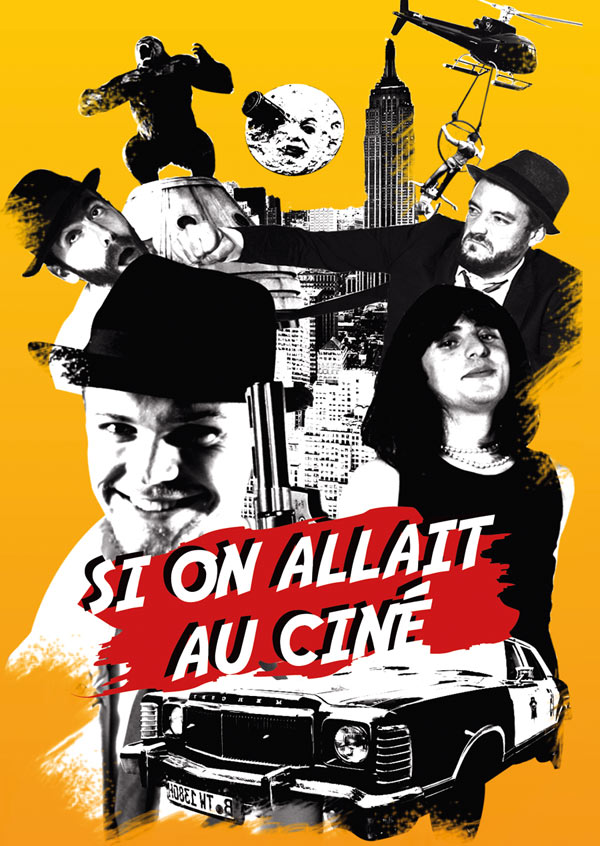 SI ON ALLAIT AU CINE