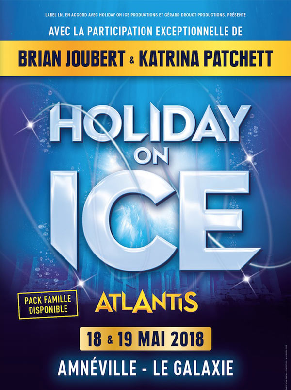 HOLIDAY ON ICE - ATLANTIS
