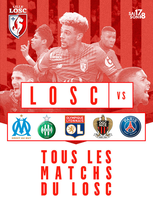 LOSC / AS SAINT-ETIENNE