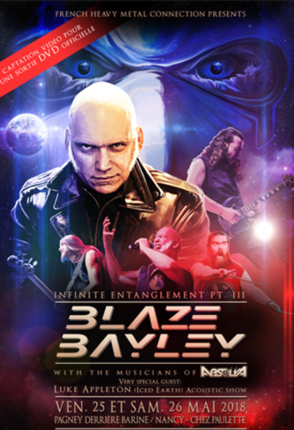 BLAZE BAYLEY + LUKE APPLETON