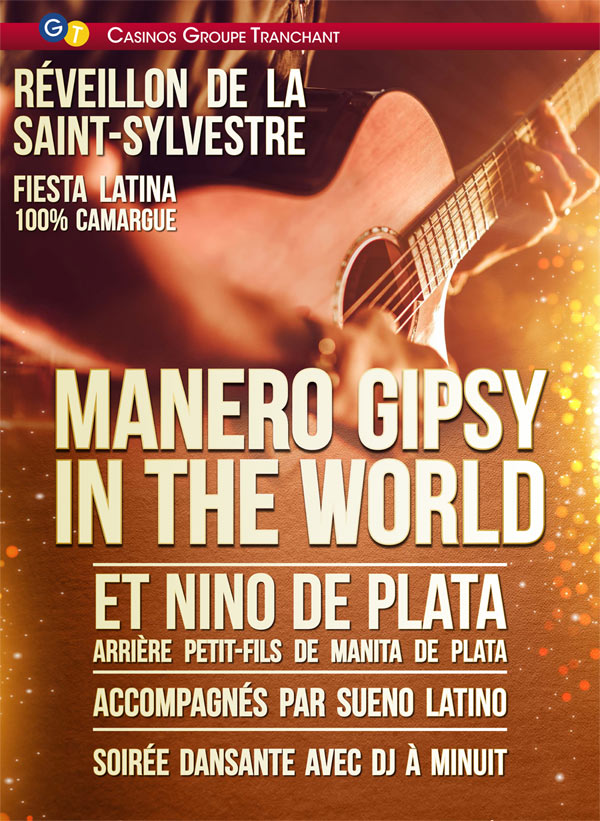 NOUVEL AN SHOW GIPSY