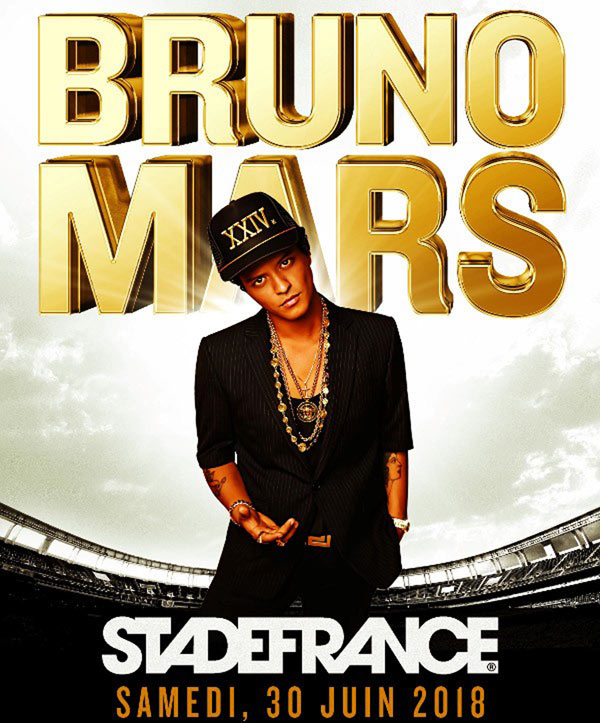 BRUNO MARS BUS REIMS