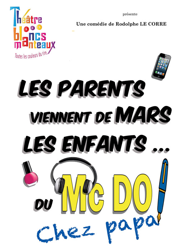 PARENTS VIENNENT DE MARS ET