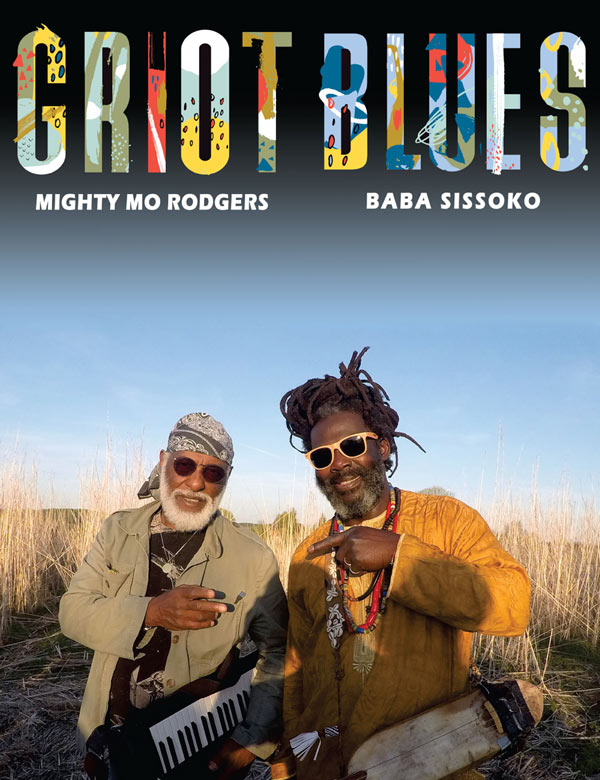 GRIOT BLUES - MIGHTY MO RODGERS