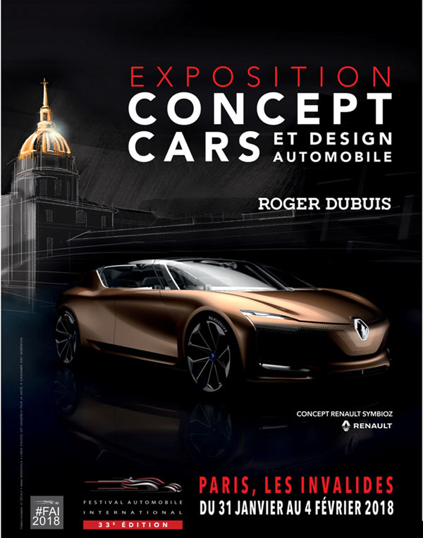 EXPOSITION CONCEPT CARS