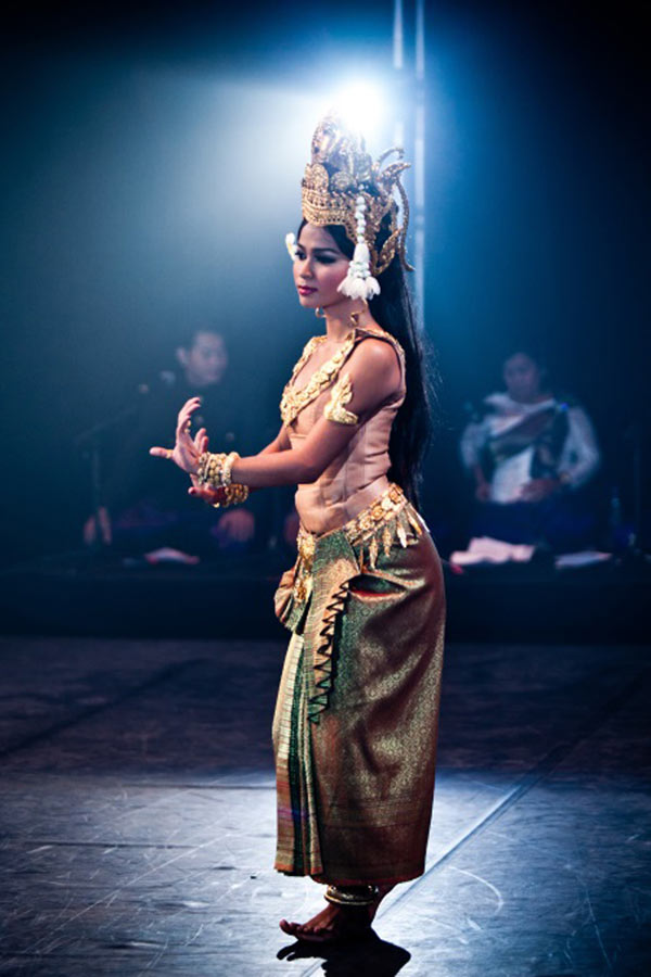 LE BALLET ROYAL DU CAMBODGE