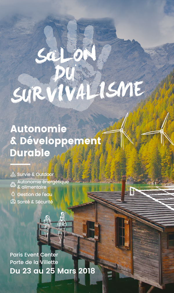 SALON DU SURVIVALISME, AUTONOMIE