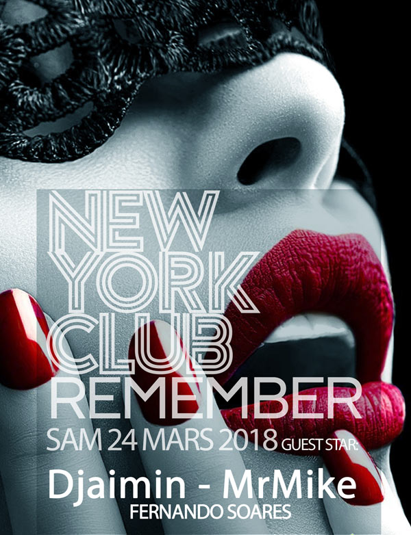 REMEMBER NEW YORK CLUB