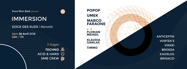 IMMERSION W/POPOF-UMEK AND MORE...