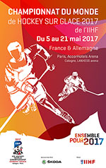 MONDIAL HOCKEY 2017 - PACK JOURNEE 09 MAI 2017