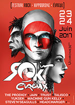 FESTIVAL ROCK IN EVREUX