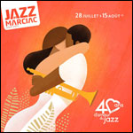 JAZZ IN MARCIAC 40ANS