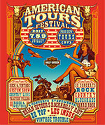 FESTIVAL AMERICAN TOURS
