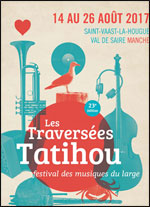 LES TRAVERSEES TATIHOU