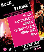 Rock en Plaine