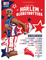 HARLEM GLOBETROTTERS - CLERMONT / MAGIC PASS