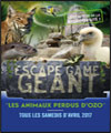Réservation VISITE + ESCAPE GAME GEANT