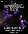 Réservation THE PSYCHEDELIC FURS