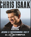 Réservation CHRIS ISAAK