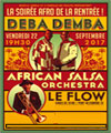 Réservation AFRICAN SALSA ORCHESTRA & DEBADEMBA