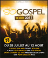 Réservation SO GOSPEL TOUR 2017 CASSIS
