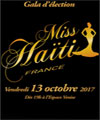 Réservation ELECTION MISS HAITI FRANCE 2017