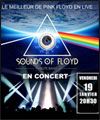 Réservation SOUNDS OF FLOYD