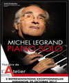 Réservation MICHEL LEGRAND PIANO SOLO
