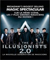 Réservation THE ILLUSIONISTS 2.0