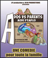 Réservation ADOS VERSUS PARENTS :