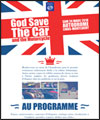 Réservation GOD SAVE THE CAR AND MOTORCYCLES