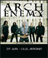 Réservation ARCH ENEMY