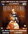 Réservation ROYALE LEGENDE