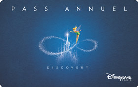 LE PASS ANNUEL DISCOVERY