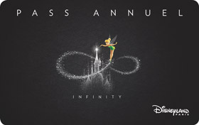 LE PASS ANNUEL INFINITY
