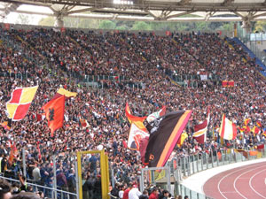 AS ROMA / CAGLIARI