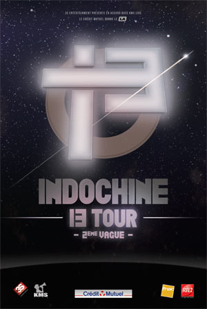 INDOCHINE - ACCORHOTELS ARENA PARIS