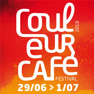 COULEUR CAFE - 1 DAY PASS
