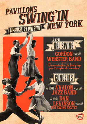 PAVILLONS SWING'IN NEW-YORK