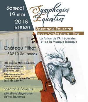 SPECTACLE EQUESTRE MUSICAL