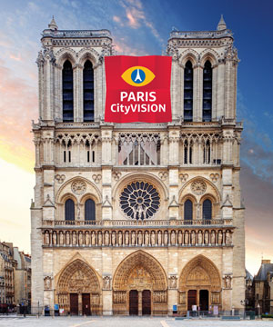 VISITE GUIDEE NOTRE DAME + CRYPTE