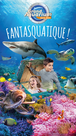 GRAND AQUARIUM DE SAINT MALO